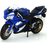Mini Moto Cycle - Escala 1:18 - Yamaha Yzf-R1 - Califórnia Toys