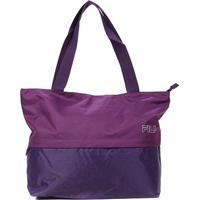 Bolsa Fila Duo Color - Unissex-Roxo