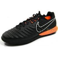 ... Chuteira Nike Tiempo X Lunar Legendx Pro Society Pto Lrja - Nike d4e1a07066621