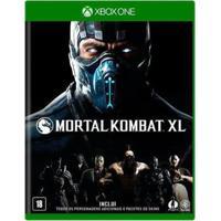 Jogo Mortal Kombat Xl - Xbox One - Unissex