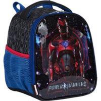 Lancheira G Power Rangers 18X - Masculino-Azul