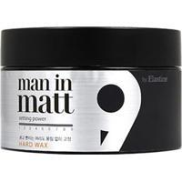 Pomada Modeladora Elastine - Hard Wax 9 Man In Matt 80G - Unissex-Incolor