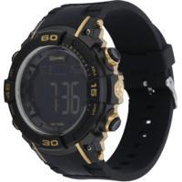 Relógio Digital X Games Xmppd561 - Masculino - Preto