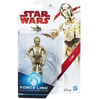 0e06d6492a ... Figura Articulada - 10 Cm - Force Link - Coleção 2 - Disney - Star Wars