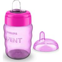 Copo Infantil Easy Sip Cup 260 Ml Rosa - Philips Avent