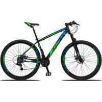 Bicicleta Dropp Z3 Aro 29 Câmbios Shimano Freio A Disco E Suspensão - Unissex