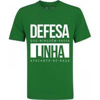 Camiseta Zé Carretilha Palmeiras Defesa Masculina - Masculino