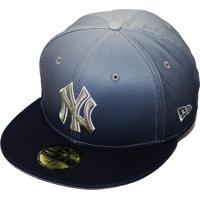 Netshoes  Boné New Era Aba Reta Fechado Mlb Ny Yankees Diamond Era  Gradation - Unissex 0ed128558de85