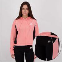 Agasalho Adidas Ts Hd Tght Feminino Rosa