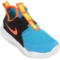 Tênis Infantil Nike Flex Runner Td - Unissex-Azul+Vermelho
