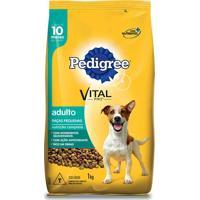 Ração Para Cães Adultos Pedigree Vital Pro 1Kg Raças Pequenas