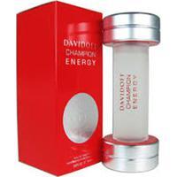 Champion Energy By Davidoff Eau De Toilette Masculino 90 Ml