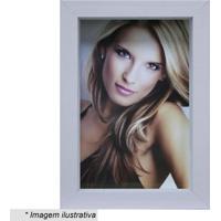 Porta Retrato Color- Branco- Tamanho Da Foto: 15X21Ckapos