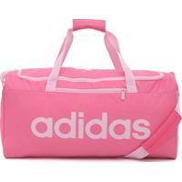 Bolsa Adidas Performance Lin Core Duf M Rosa