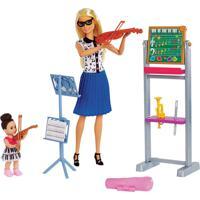 Barbie Profissões Professora De Música - Mattel - Kanui