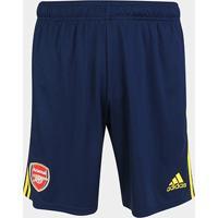 Calção Arsenal Away 19/20 Adidas Masculino - Masculino