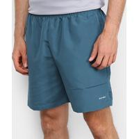 "Shorts Gonew Básico 5"" Masculino - Masculino-Verde"