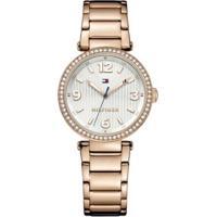 Relógio Tommy Hilfiger Feminino Aço Rosé - 1781590