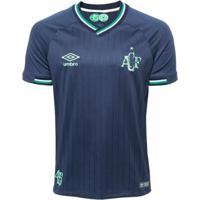 Camisa Umbro Chapecoense Oficial 3 2018 Nº10 Torcedor - Masculino