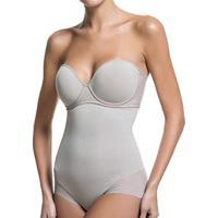Body Modelador Tomara Que Caia Invisible Liz Shapewear (73385) Taça C