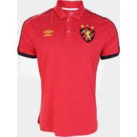 Camisa Polo Sport Recife 19/20 Viagem Umbro Masculina - Masculino