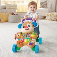 Andador - Cachorrinho Que Anda - Fisher-Price