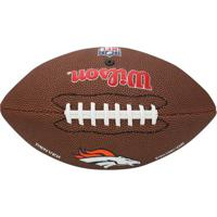 Bola Wilson Futebol Americano Nfl Denver Broncos