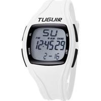Relógio Pedômetro Tuguir Digital Tg1602P Feminino - Feminino