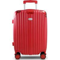 Mala De Viagem Contempo Jacki Design Mala Vermelha