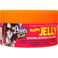 Geleinha Definidora De Cachos Soul Power Happy Jelly Kids 250G - Unissex-Incolor