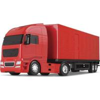 Caminhão Baú Roda Livre - Diamond Truck - Roma Jensen - Unissex-Incolor
