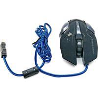 Mouse Gamer Usb Iluminação Led Rgb 6D X Soldado Exbom