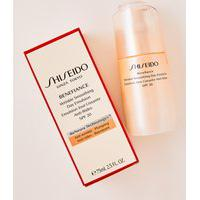 Amaro Feminino Shiseido Emulsão Antirrugas Suavizante Diurna Benefiance Wrinkle Smoothing Day Emulsion - Spf 20, Neutra