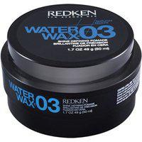 Redken Styling Water Wax 03 Pomada Modeladora