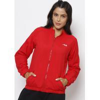 Jaqueta Casual Com Fps 50+® - Vermelhafila
