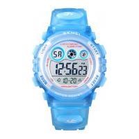 Relógio Skmei Infantil -1451- Azul Claro