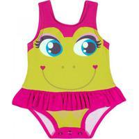 Maiô Infantil Fisg E Frog - Tip Top