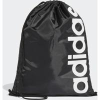 Bolsa Adidas Gym Bag Linear Core - Unissex