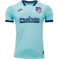 Camisa Atlético De Madrid Iii 19/20 Nike - Masculina - Azul