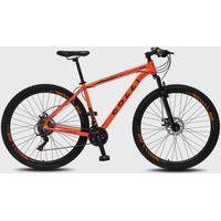 Bicicleta Colli Mtb Aro 29 Aero, 21Velocidades, Suspensão Dianteira,Freios A Disco, Com Kit Shimano