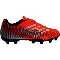 Chuteira Infantil Futebol De Campo Umbro Speed Ii Jr 0F80014 - Masculino