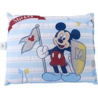 Travesseiro Minasrey Mickey Azul