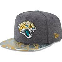 Boné Jacksonville Jaguars Draft 2017 Spotlight Snapback - New Era - Unissex