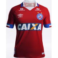 Camisa Masculina Bahia Of.3 2017/18 (S/N)