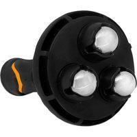Massageador Roller Manual Acte T221 Com Esferas Preto
