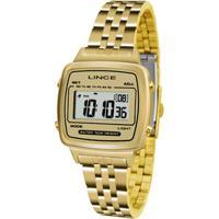 Relógio Feminino Digital Lince Sdph041L Bckx