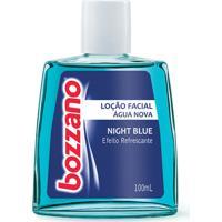 Loção Pós Barba Bozzano Night Blue 100Ml