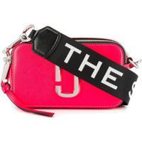Marc Jacobs Snapshot Camera Bag - Rosa
