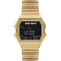Relógio Vintage Mormaii Mojh02Au4D Dourado