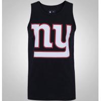 Camiseta Regata New Era Basic Giants - Masculina - Preto